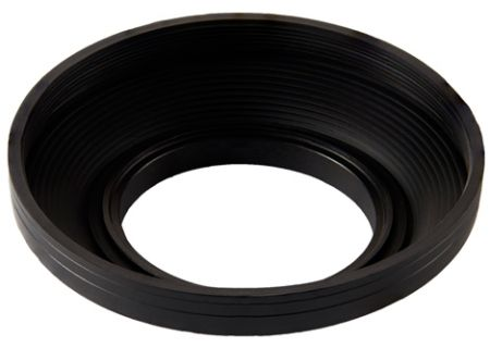 ProMaster Black 82MM Wide Angle Rubber Lens Hood - 7663