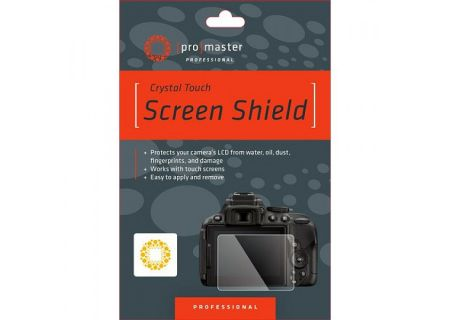 ProMaster Professional Crystal Touch Screen Shield For Nikon D500 - 8244