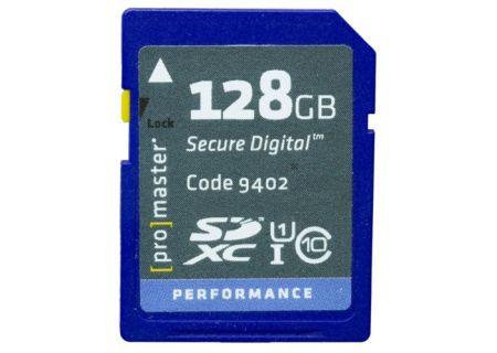 ProMaster Performance SDXC 128GB SD Memory Card  - PRO9402