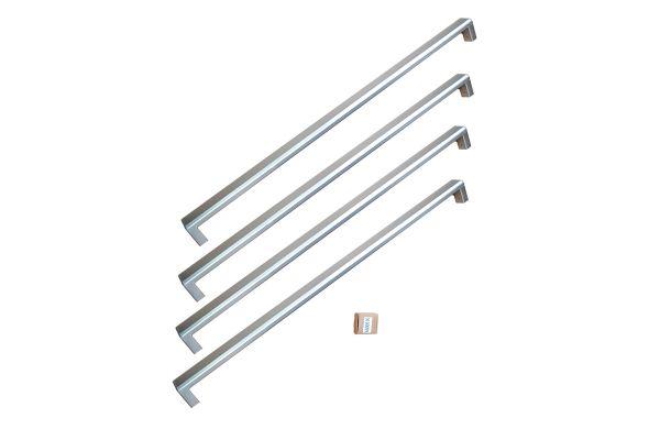 "Bertazzoni Professional Series Handle Kit For 36"" French Door Refrigerators - PROHK36FD"