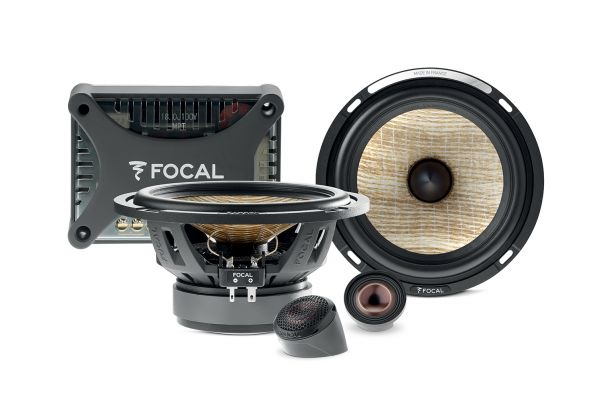"""Focal FLAX EVO 6.5"""" 2-Way Component Kit (Pair) - PS165FXE"""