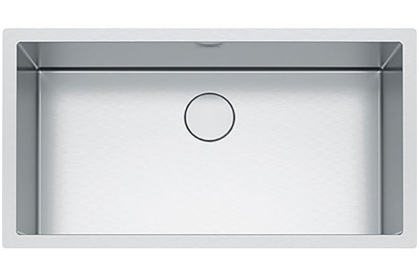 Large image of Franke Professional 2 Stainless Steel Kitchen Sink - PS2X110-33