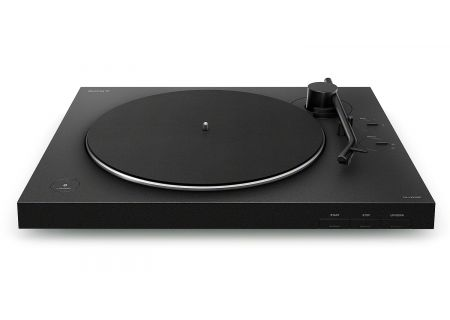 Sony Black Wireless Turntable - PS-LX310BT