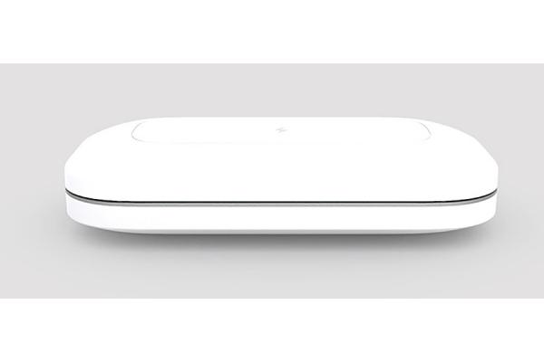 Large image of PhoneSoap Pro White Phone Sanitizer - PSPROV1W