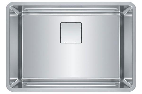 Large image of Franke Pescara Stainless Steel Kitchen Sink - PTX110-25