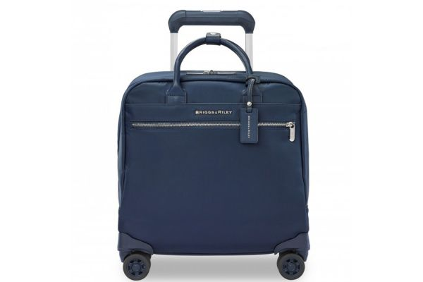 Large image of Briggs & Riley Navy Rhapsody Cabin Spinner Carry-On - PU117SP-5