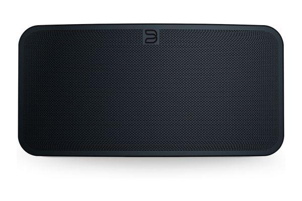 Large image of Bluesound PULSE 2i Black Matte Wireless Multi-Room Music Streaming Speaker - PULSE 2I BK