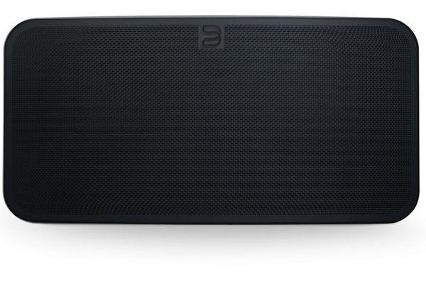 Large image of Bluesound PULSE MINI 2i Black Matte Compact Wireless Multi-Room Music Streaming Speaker - PULSE MINI 2I BK