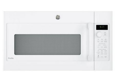 GE - PVM9179DKWW - Over The Range Microwaves