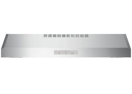 "GE Profile 30"" Stainless Steel Under Cabinet Wall Hood - PVX7300SJSS"