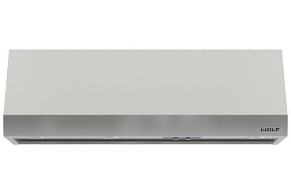 """Wolf 54"""" Pro Stainless Steel Wall Hood - PW542418"""