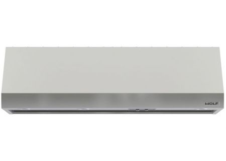 """Wolf Stainless Steel 60"""" Pro Series Wall Hood - PW602418"""