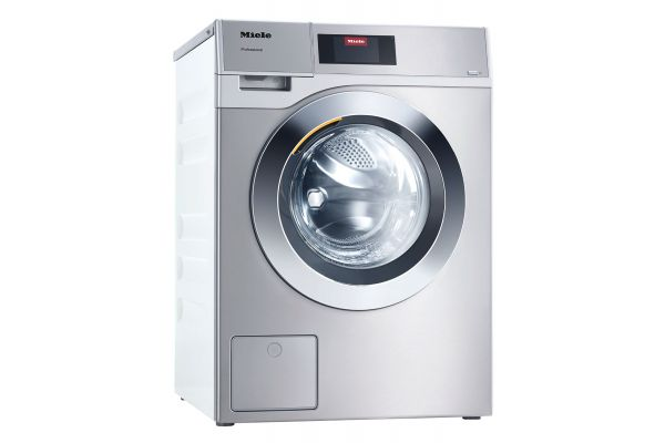 """Large image of Miele Little Giant 24"""" Stainless Steel Front Load Washer - 11204470"""