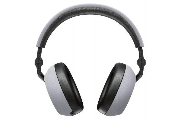 Bowers & Wilkins PX7 Silver Over-Ear Noise Canceling Wireless Headphones - FP41297