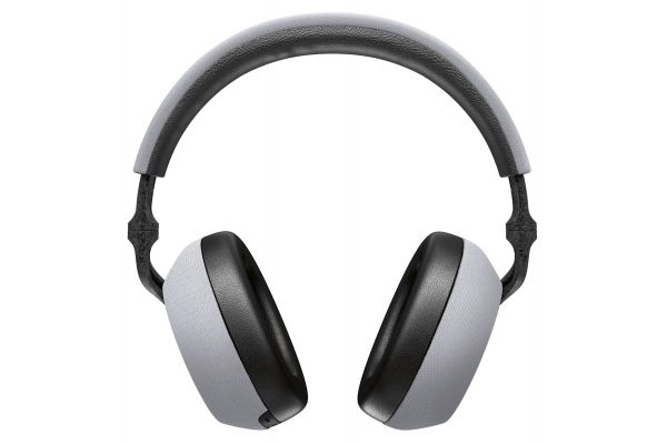 Large image of Bowers & Wilkins PX7 Silver Over-Ear Noise Canceling Wireless Headphones - FP41297