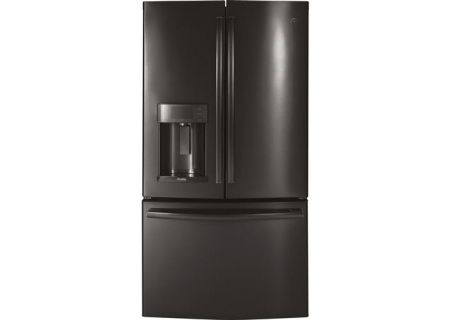 GE - PYD22KBLTS - French Door Refrigerators