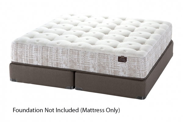 Large image of Aireloom Karpen Natural Palm Hybrid Luxury Firm Twin XL Mattress - 9366038