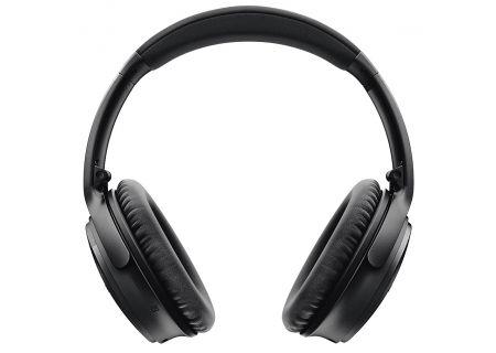 Bose Black QuietComfort 35 Wireless Headphones II - 789564-0010