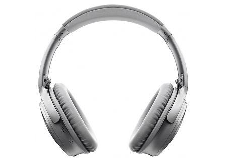 Bose Silver QuietComfort 35 Wireless Headphones II - 789564-0020