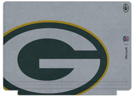 Microsoft Surface Pro 4 Special Edition NFL Type Cover - Green Bay Packers - QC700133