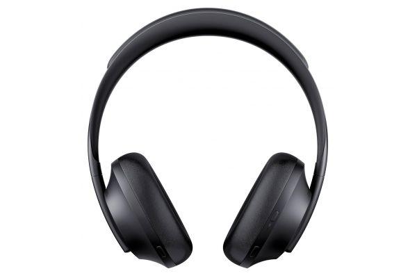 Large image of Bose Black Noise Canceling Headphones 700 - 794297-0100