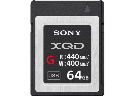 Sony - QDG64E/J - Memory Cards
