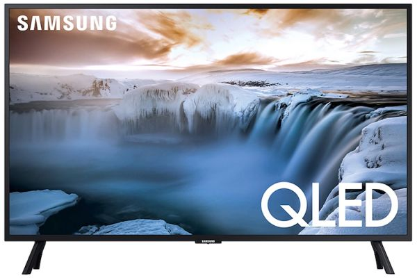"Samsung 32"" Class Q50R QLED Smart 4K UHD TV (2019) - QN32Q50RAFXZA"