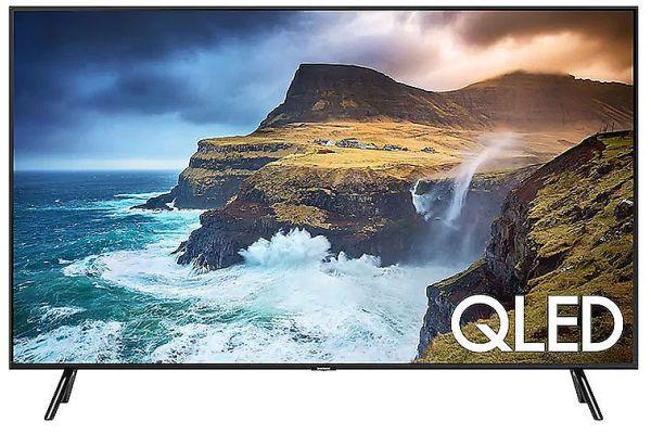 "Samsung 49"" Class Q70R QLED Smart 4K UHD HDTV - QN49Q70RAFXZA"