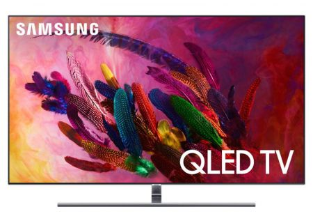 "Samsung 65"" QLED Smart 4K UHD TV Class Q7FN - QN65Q7FNAFXZA"