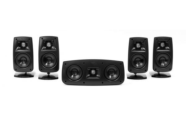 Large image of Klipsch Quintet IV Home Theater Speaker System - QUINTETIV