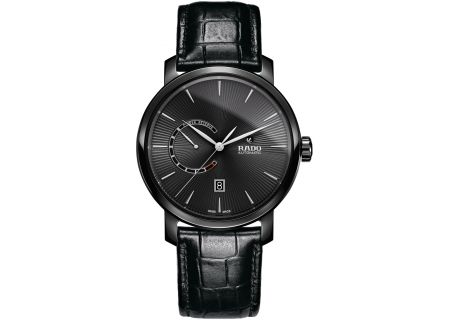 Rado DiaMaster Automatic XL Black Mens Watch - R14137156