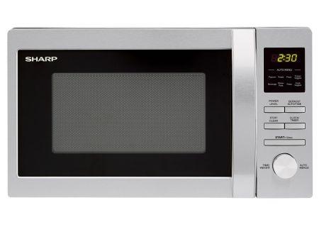 Sharp - R-228BS - Microwaves