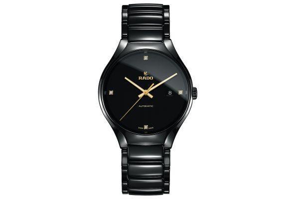 Large image of Rado True Automatic Diamonds Mens Watch - R27056712