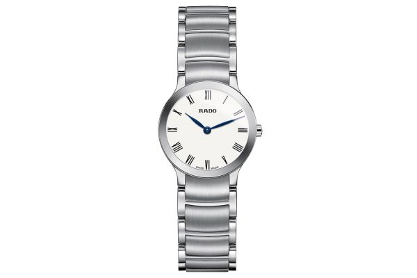 Large image of Rado Centrix 23mm Stainless Steel Womens Watch - R30185013