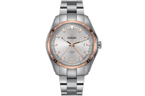 Large image of Rado Hyperchrome Automatic UTC Two-Tone Womens Watch - R32050103