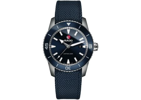 Rado HyperChrome XXL Automatic Blue Mens Watch - R32501206