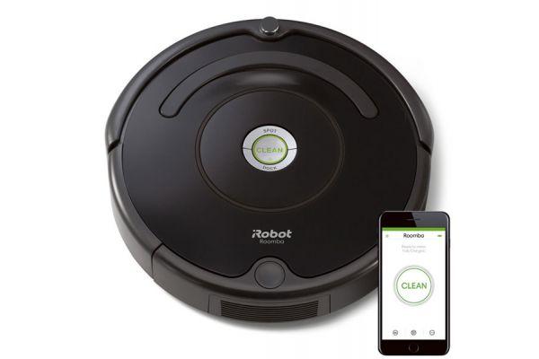 iRobot Roomba 675 Wi-Fi Connected Robot Vacuum - R675020