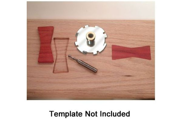 Large image of Bosch Tools Router Inlay Kit - RA1127