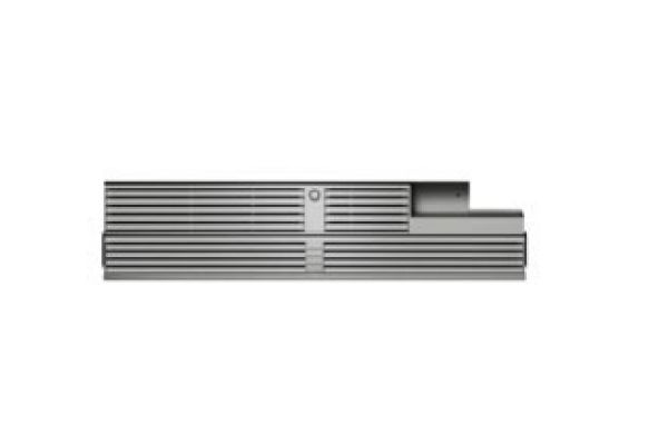 Large image of Gaggenau Stainless Steel Ventilation Grill - RA464711
