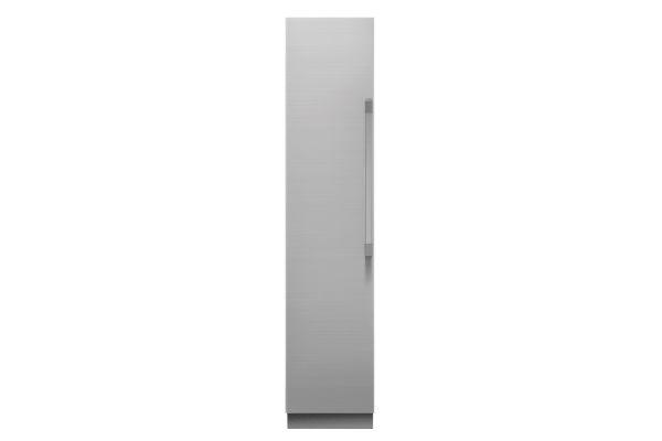 "Dacor Pro Style 18"" Silver Stainless Steel Left Door Panel - RAC18AHLHSR"