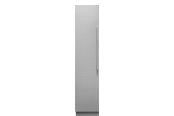 "Large image of Dacor Contemporary 18"" Silver Stainless Steel Left Door Panel - RAC18AMLHSR/DA"
