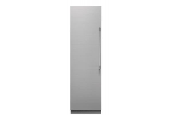 "Dacor Pro Style 24"" Silver Stainless Steel Left Door Panel - RAC24AHLHSR"