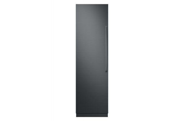 """Large image of Dacor Contemporary 24"""" Graphite Stainless Steel Left Door Panel - RAC24AMLHMS/DA"""