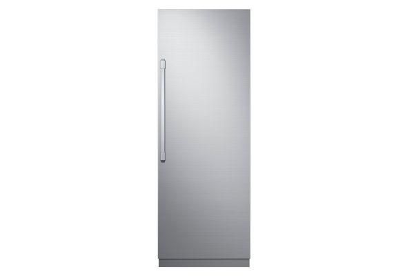 "Large image of Dacor Pro Style 30"" Silver Stainless Steel Column Right Door Panel Kit - RAC30AHRHSR/DA"