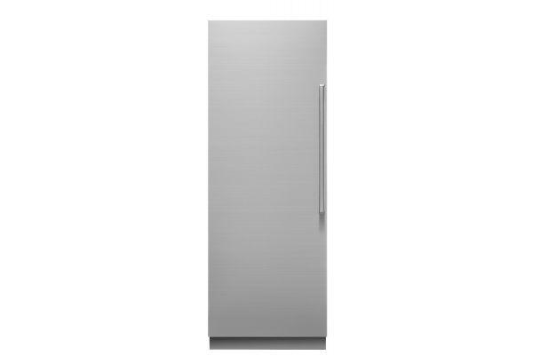"Dacor Modernist 30"" Silver Stainless Steel Left Door Panel - RAC30AMLHSR"