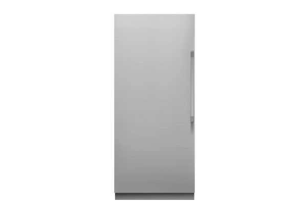 "Dacor Pro Style 36"" Silver Stainless Steel Left Door Panel - RAC36AHLHSR"