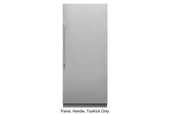 "Dacor Modernist 36"" Silver Stainless Steel Right Door Panel - RAC36AMRHSR"