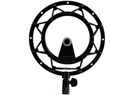 Blue Microphones Black Radius II Microphone Mount - RADIUS II BLACKOUT