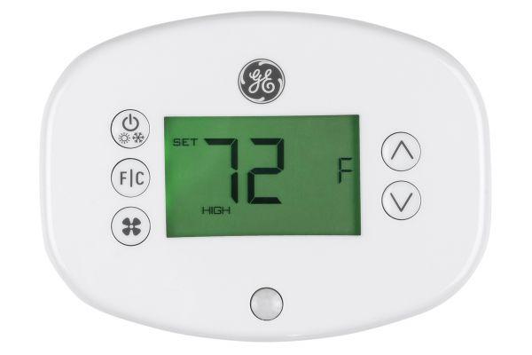 Large image of GE Energy Management Occupancy Sensing Wireless Thermostat - RAK180W1