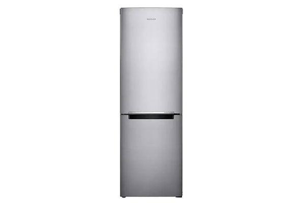 Large image of Samsung 11.3 Cu. Ft. Fingerprint Resistant Stainless Steel Bottom Freezer Refrigerator - RB10FSR4ESR/AA
